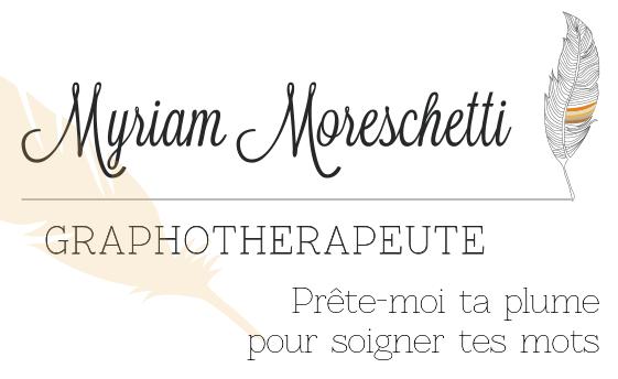 Myriam Moreschetti - Graphotherapie 78